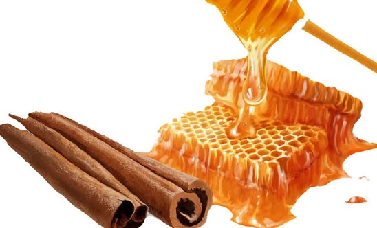 honey-cinnamon Effective home remedies for acne